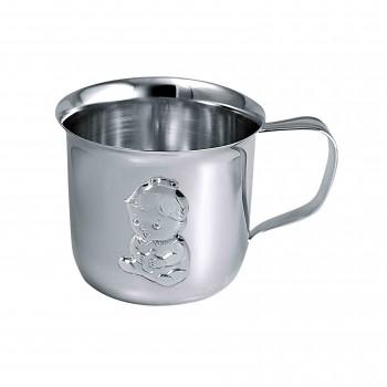 "Sidabrinis puodelis ""Mergaitė"""