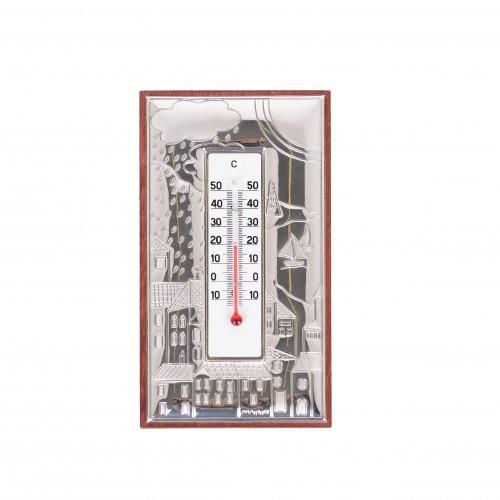 Pasidabruotas kambario termometras