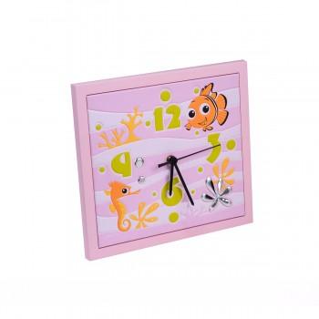"""Vaikiškas laikrodis """"Nemo"""""""