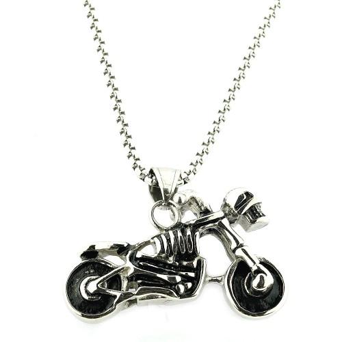 """Pakabukas """"Motociklas"""" su grandinėle"""