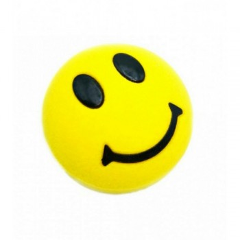 """Geltona aksominė dėžutė """"Šypsenėlė"""""""