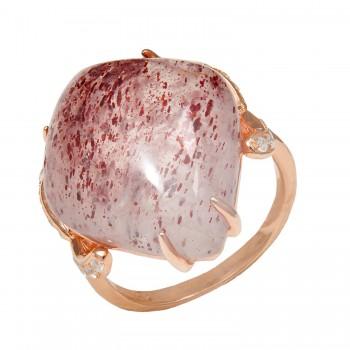 Sidabrinis žiedas su jaspiu