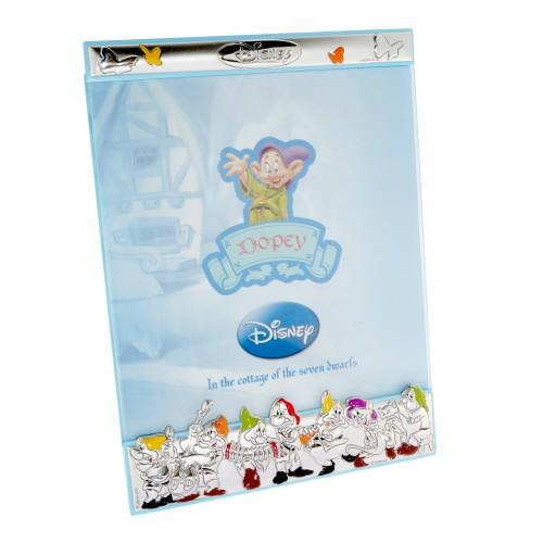 Vaikiškas rėmelis nuotraukai su animaciniais personažais